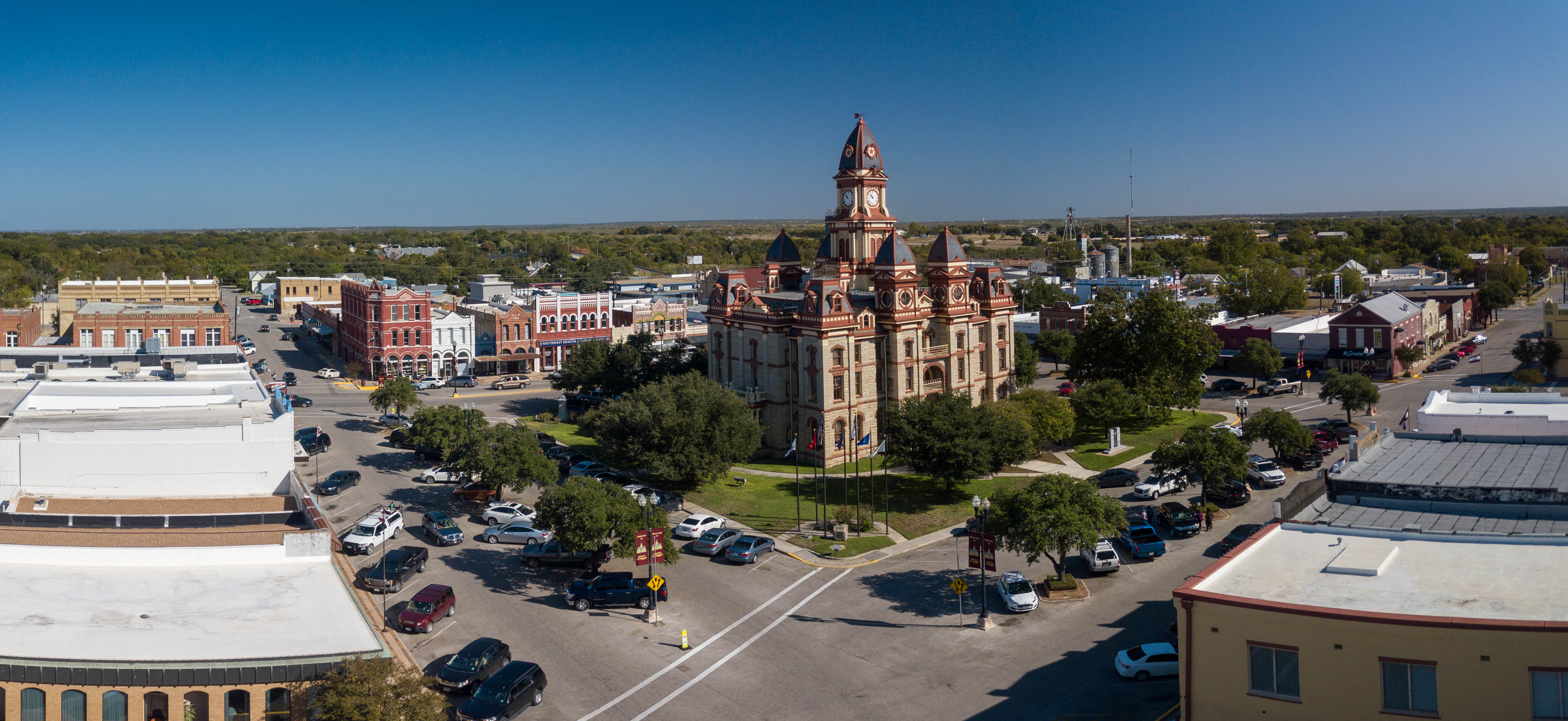 Downtown Lockhart